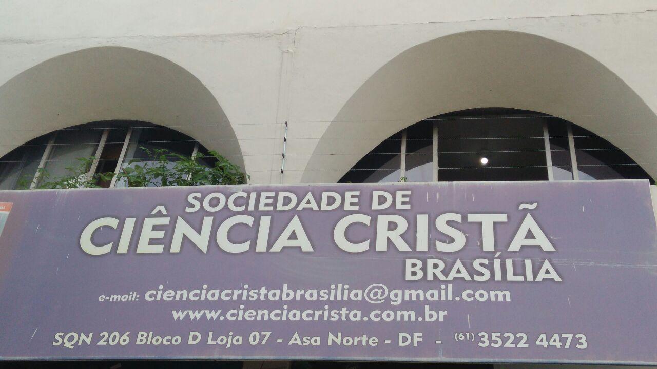 Sociedade de Ciência Cristã Brasília, CLN 206, Bloco D, Asa Norte, Comércio Brasilia