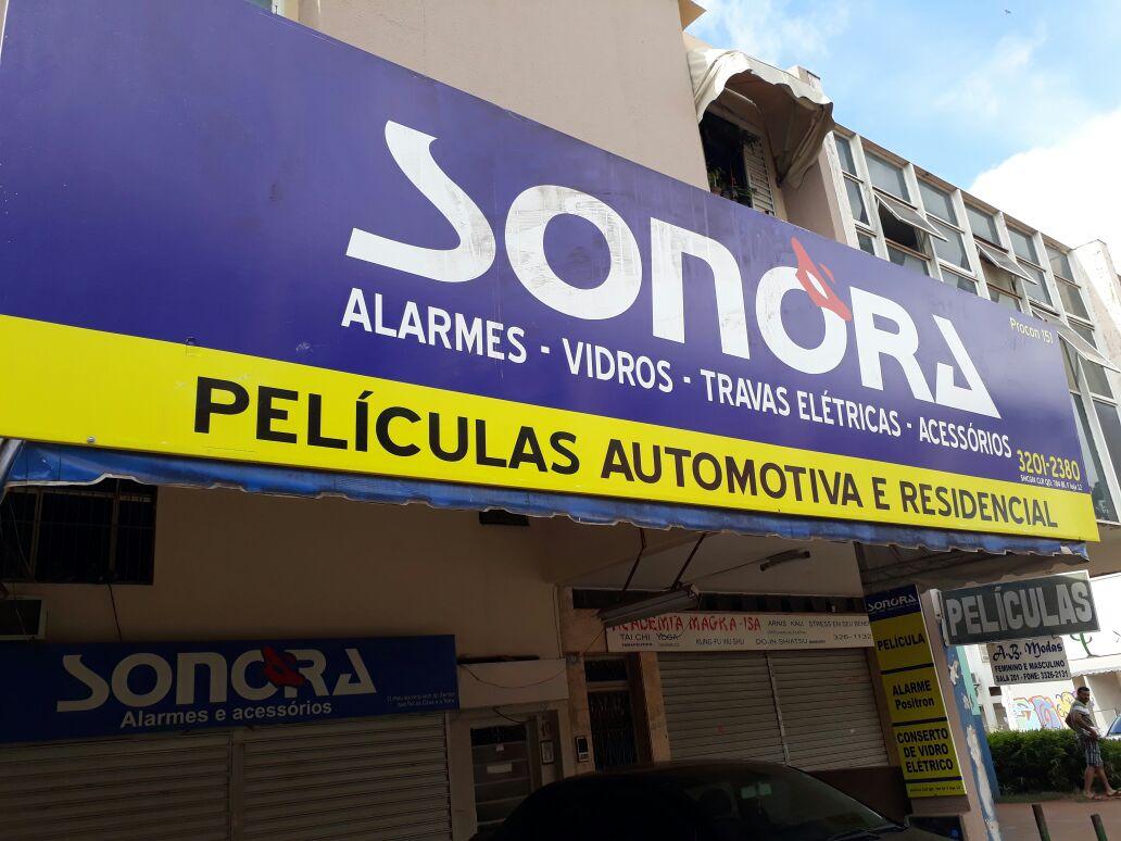 Photo of Sonora, alarmes, vidros, travas elétricas, acessórios, películas 704 Norte