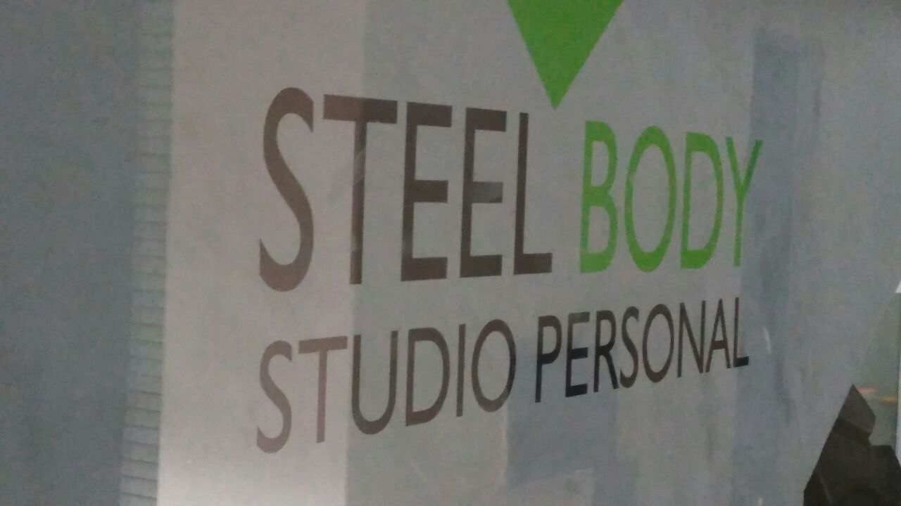 Steel Body, Studio Personal, CLN 207, Rua da informática, Bloco C, Asa Norte, Comércio Brasilia