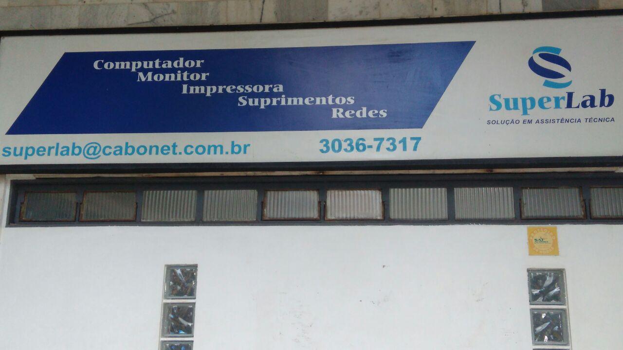 Superlab Soluções em Assisténcia Técnica, CLN 406, Bloco A, Asa Norte, Comercio Brasilia