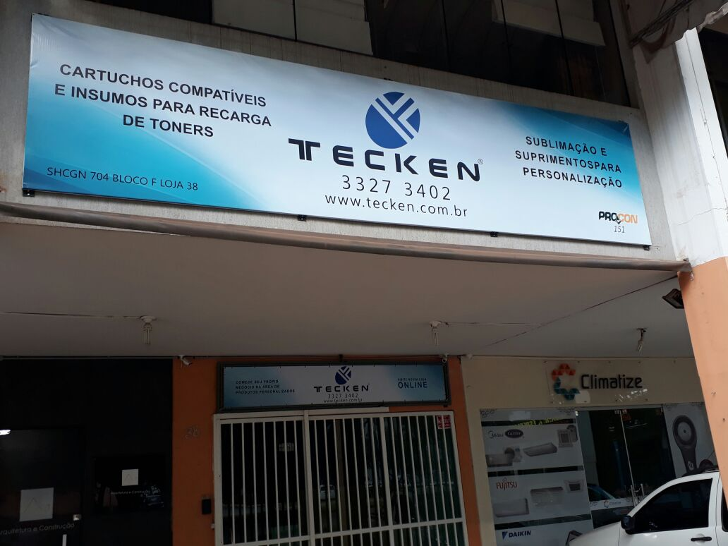 Photo of Tecken Cartuchos, 704 Norte
