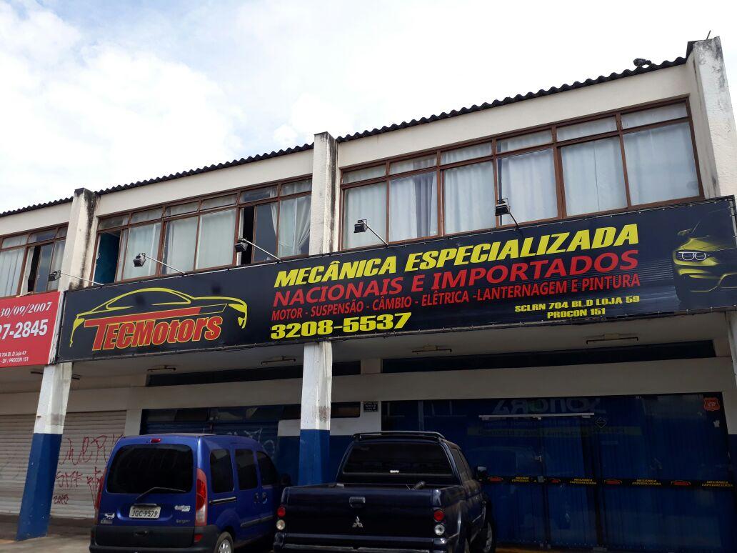 Photo of Tecmotors, Mecânica Especializada, 704 Norte