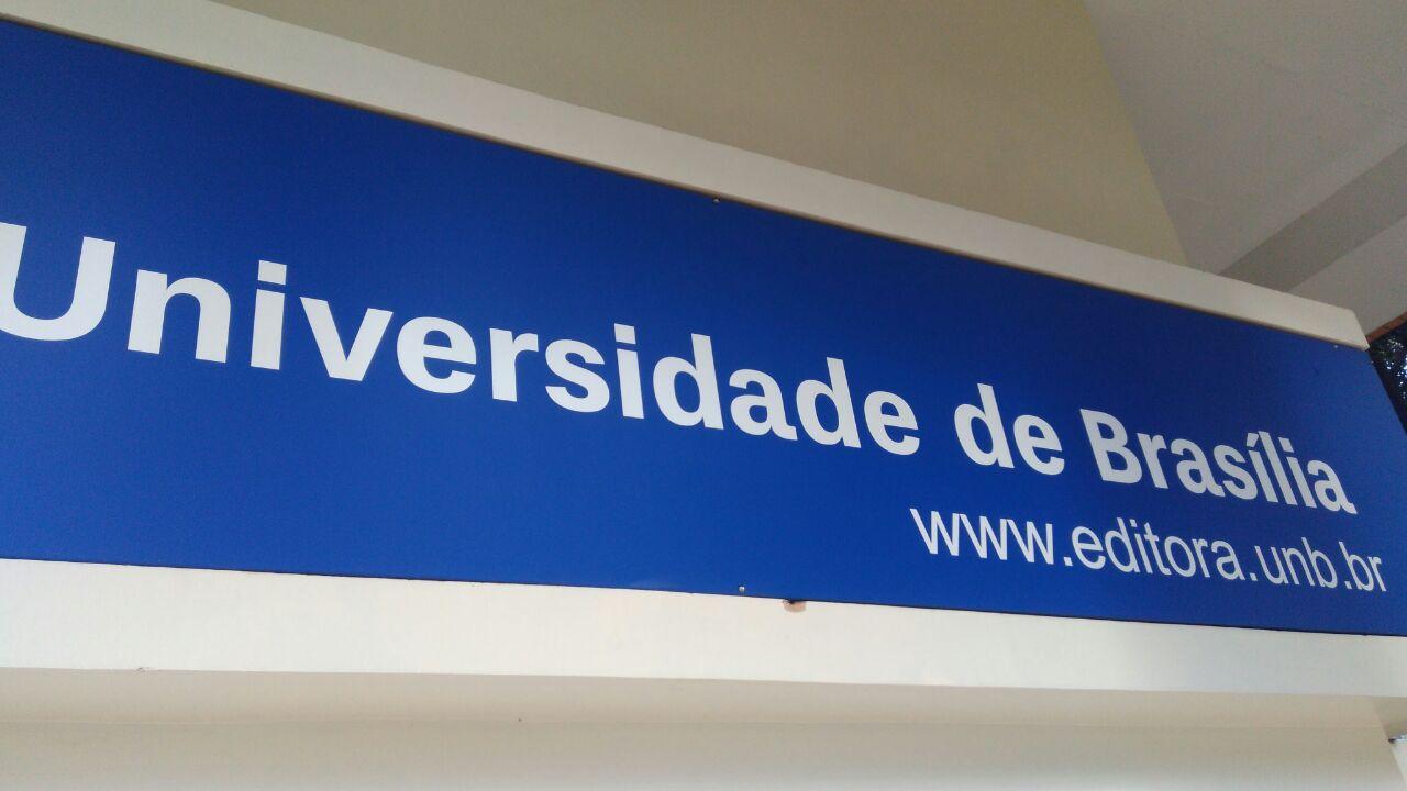 Universidade de Brasília, editora unb, SCLN 406, Bloco A, Asa Norte, Comercio Brasilia