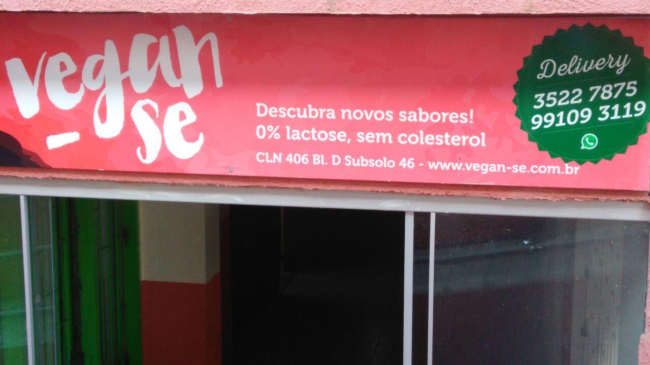 Vegan-se Restaurante, descubra novos sabores! 0% lactose, sem colesterol, Cozinha criativa restaurante, SCLN 406, Bloco D, subsolo, Asa Norte, Comercio Brasilia