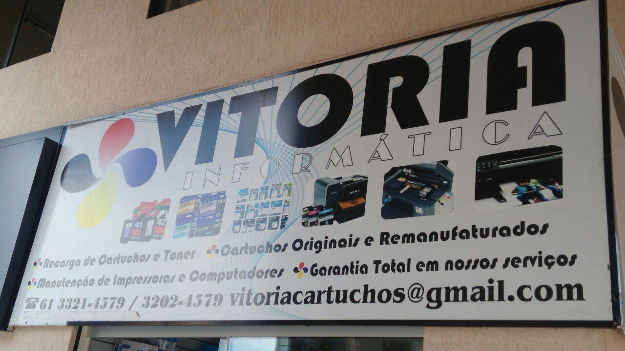 Vitória Informática, CLN 207, Rua da informática, Bloco C, Asa Norte, Comércio Brasilia