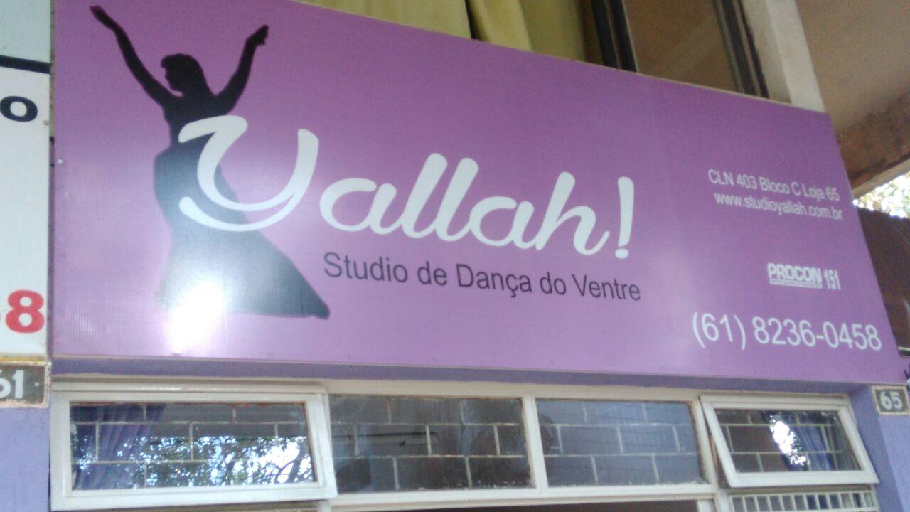 Yallah, Studio de Dança do Ventre, CLN 403, Norte, Bloco C, Asa Norte, Comércio Brasilia