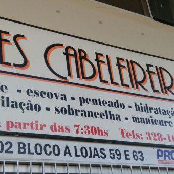 Yes Cabeleireiros, CLN 402, Norte, Bloco A, Asa Norte, Comércio Brasilia