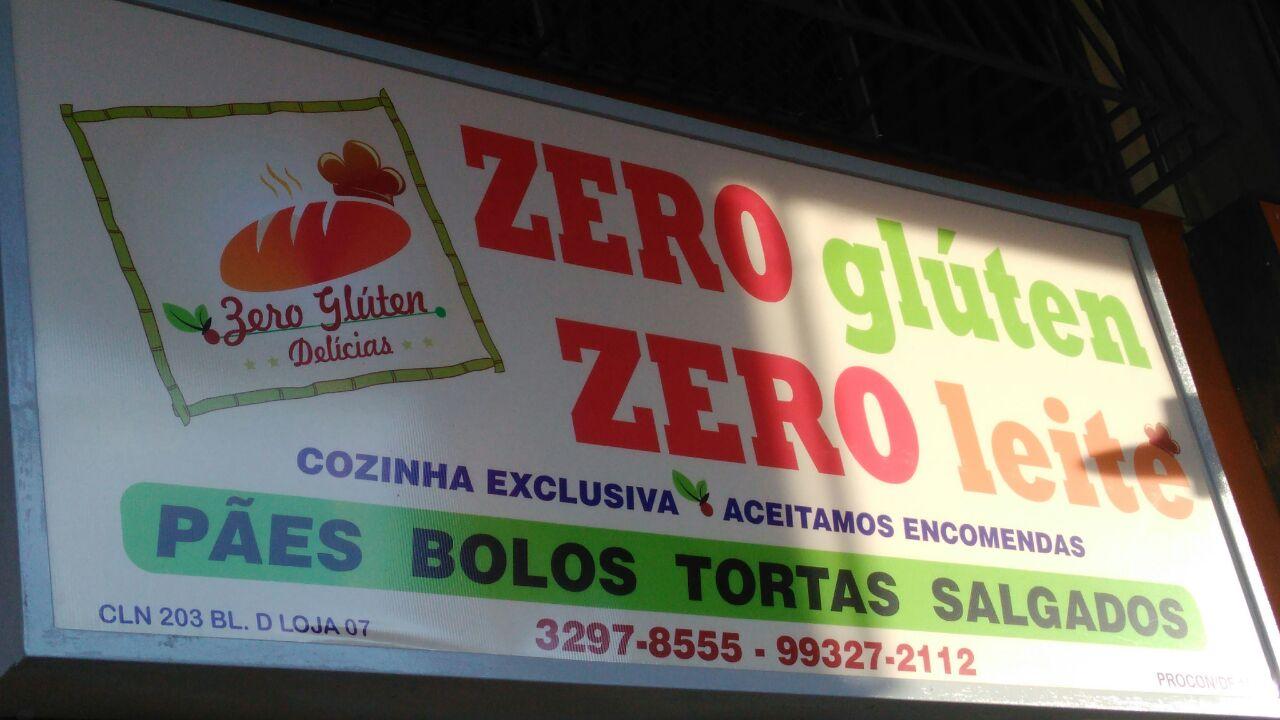 Photo of Zero Glúten, Zero Leite, Pães, Bolos, Tortas e Salgados, CLN 403, Asa Norte