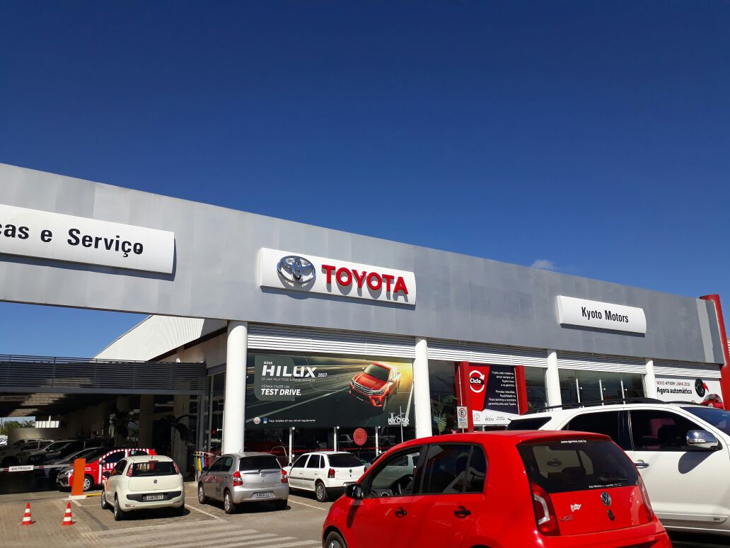 Photo of kyoto Motors, Toyota, SIA Trecho 1,
