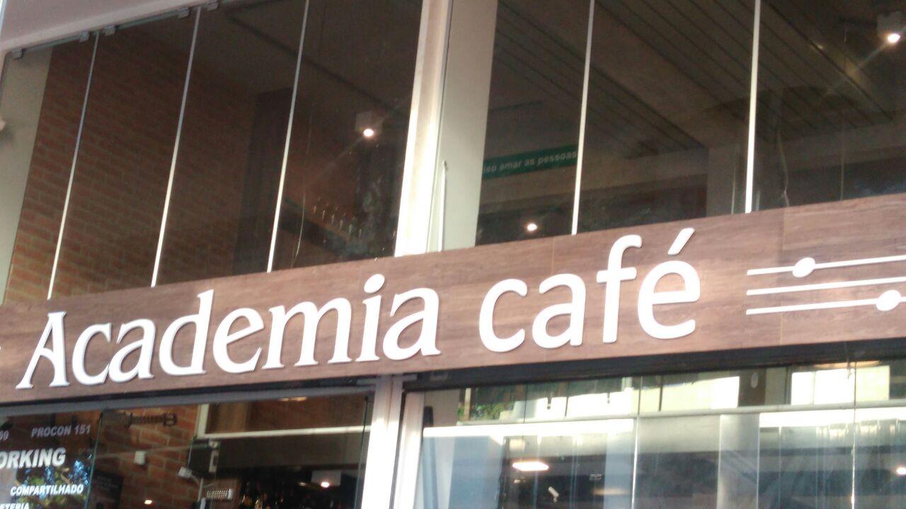 Academia Café, CLN 201, Bloco B, Asa Norte, Comércio Brasilia