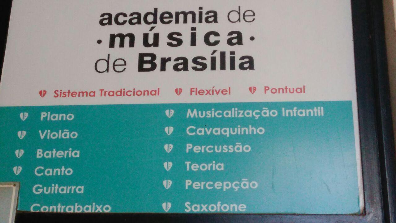 Academia de Música de Brasilia, CLN 201, Bloco B, Asa Norte, Comércio Brasilia