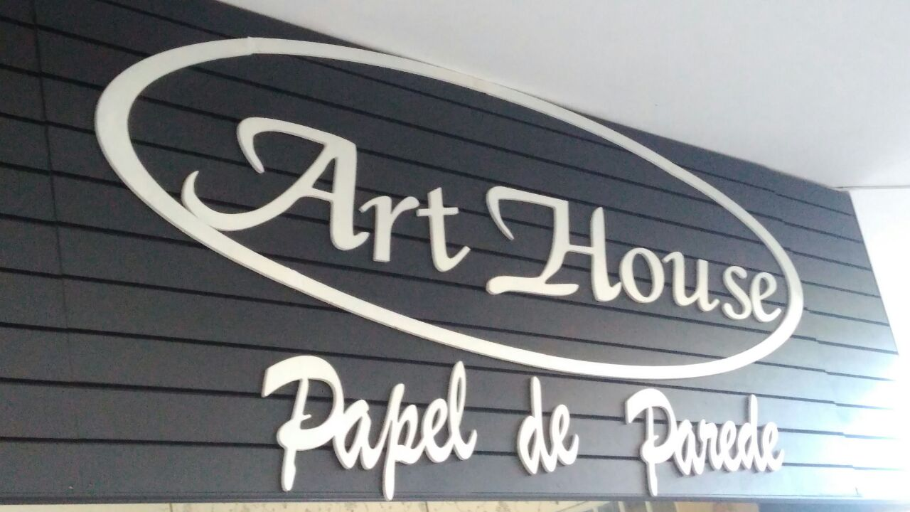 Art House Papel de Parede, SCLN 102, Bloco D, Asa Norte, Comércio Brasilia