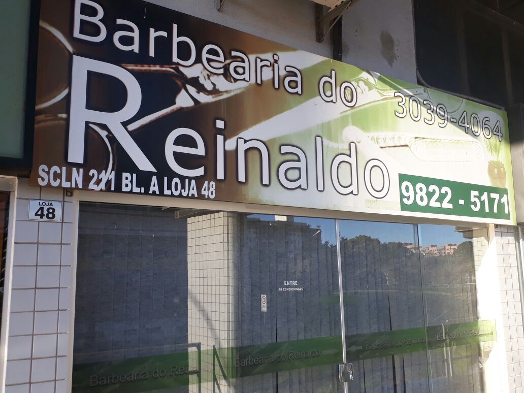 Photo of Barbearia do Reinaldo, 211 Norte,  Asa Norte