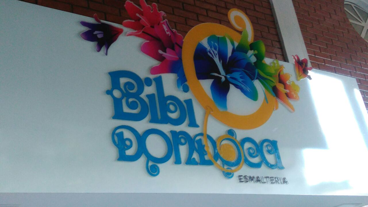 Bibi Dondoca Esmalteria, CLN 102, Bloco D, Asa Norte, Comércio Brasilia