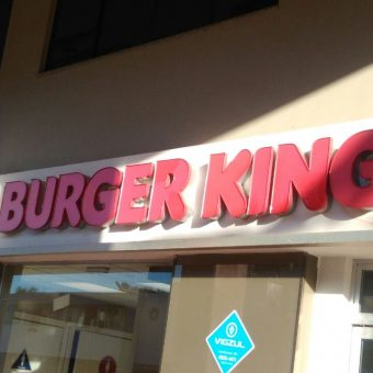 Burger King, CLN 201, Bloco