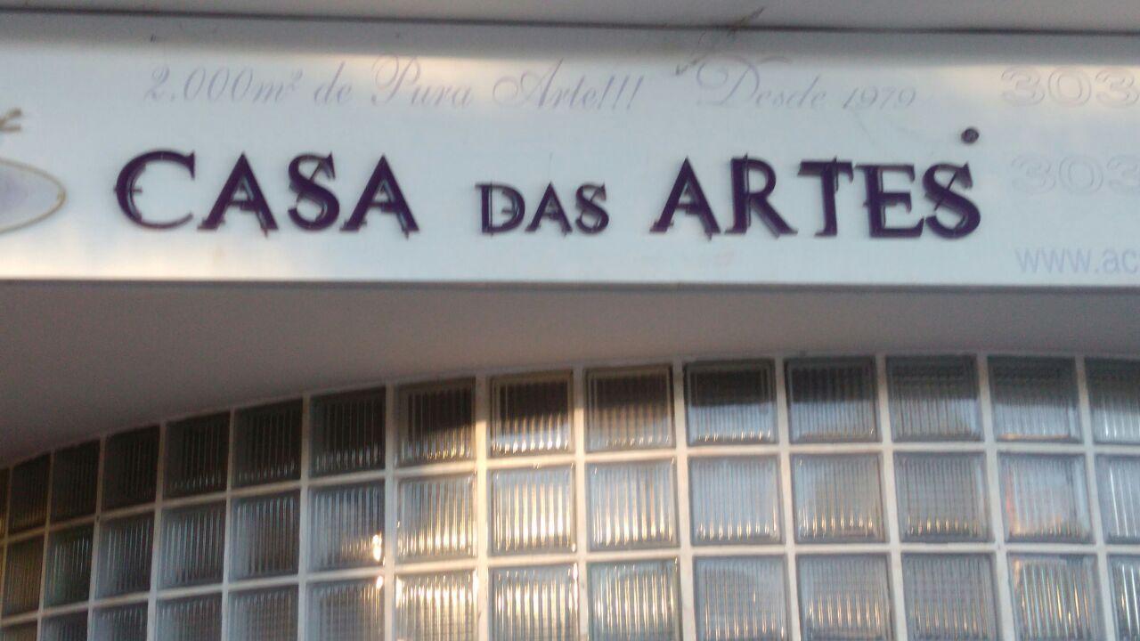 Casa das Artes, CLN 102, Bloco D, Asa Norte, Comércio Brasilia
