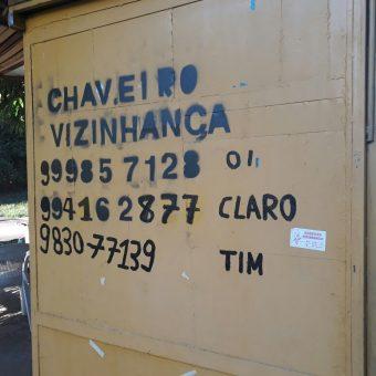 Chaveiro Vizinhança, 211 Norte, entre blocos, Bloco D e C Asa Norte, Comércio Brasília