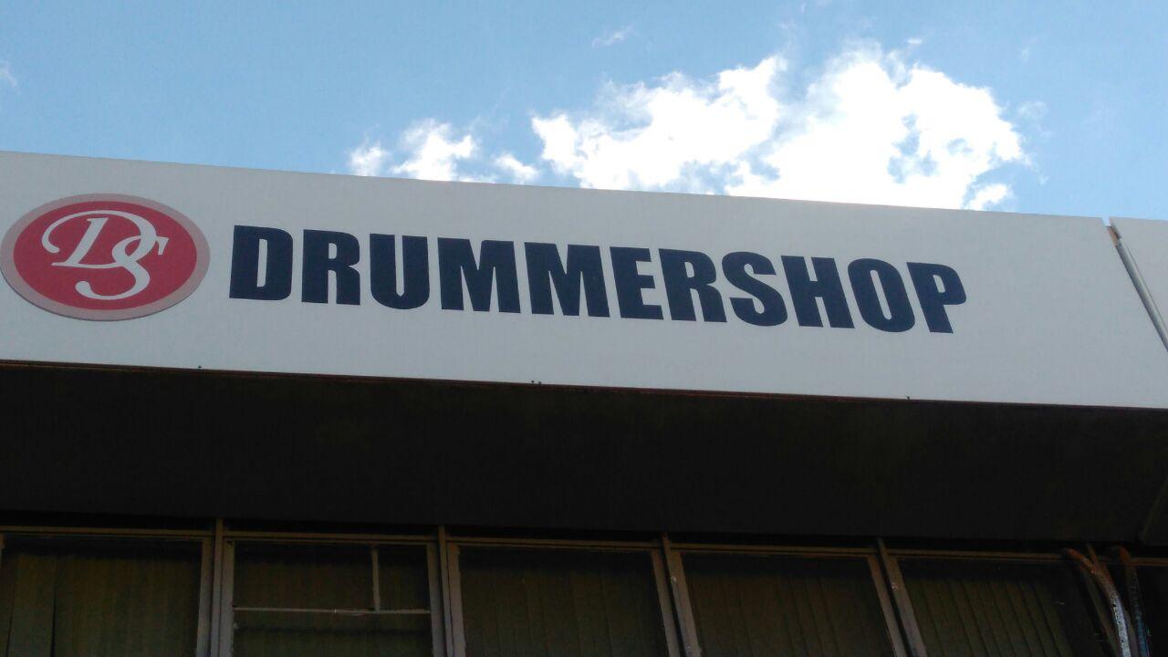 Drummer Shop, CLN 201, Bloco A, Asa Norte, Comércio Brasilia