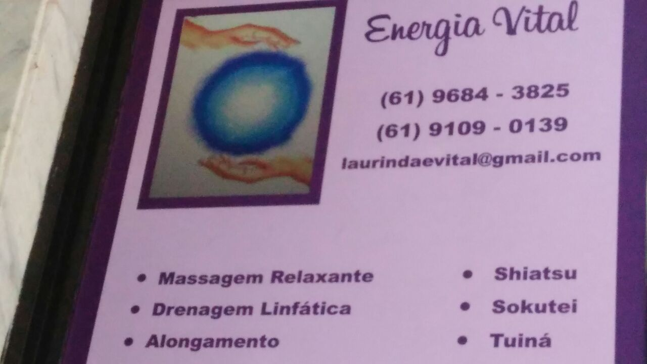 Photo of Energia Vital, Massagem Relaxante, CLN 201, Asa Norte