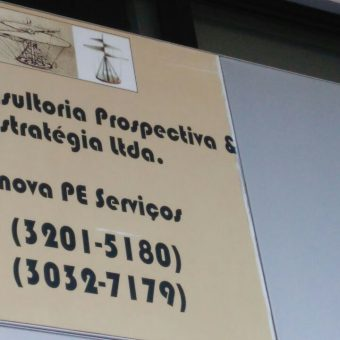 Inova Consultoria Prospectiva e Estratégia Ltda, Inova PE Serviços, SCLN 202, Bloco , Asa Norte, Comércio Brasilia