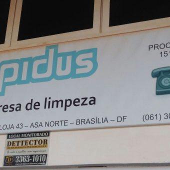 Limpidus, a sua empresa de limpeza, CLN