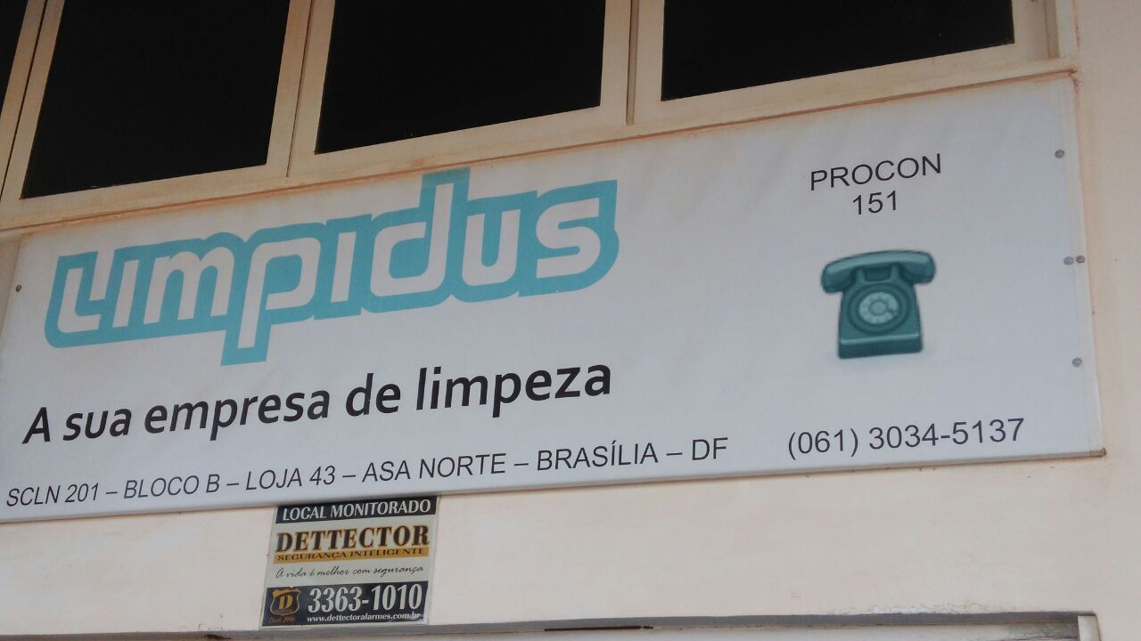 Photo of Limpidus, a sua empresa de limpeza, CLN 201, Asa Norte