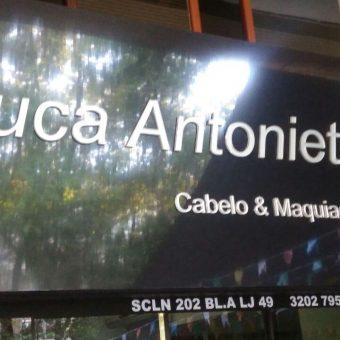 Luca Antonieto Cabelo e Maquiagem, SCLN 202, Bloco A , Asa Norte, Comércio Brasilia