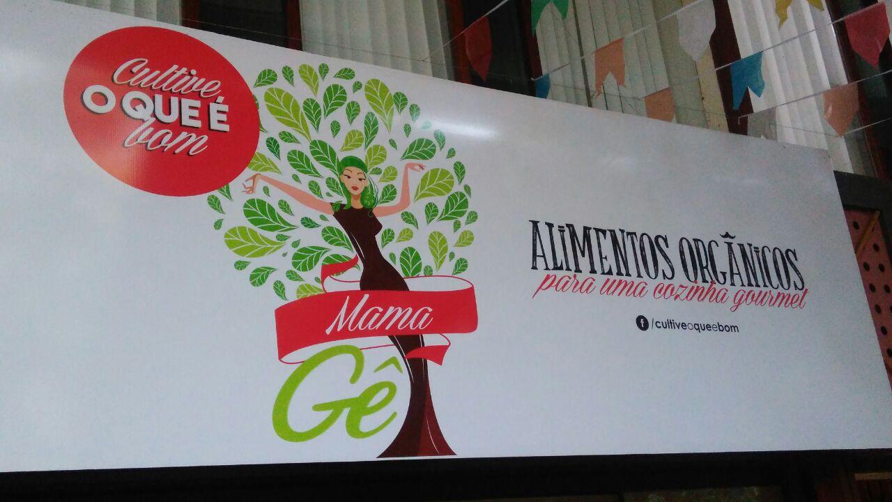 Mama Alimentos Orgânicos, para uma cozinha Gourmet, Cultive o que é bom, SCLN 202, Bloco A , Asa Norte, Comércio Brasilia
