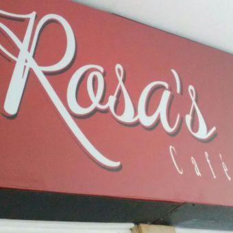 Rosas Café, SCLN 102, Bloco D, Asa Norte, Comércio Brasilia