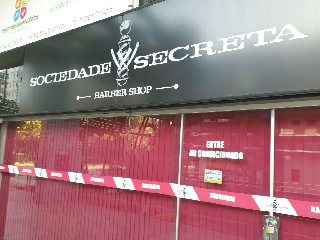 Photo of Sociedade Secreta Barbearia, 211 Norte,  Asa Norte