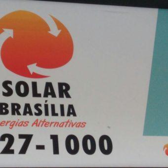Solar Brasília, energias alternativas, CLN 102, Bloco D, Asa Norte, Comércio Brasilia