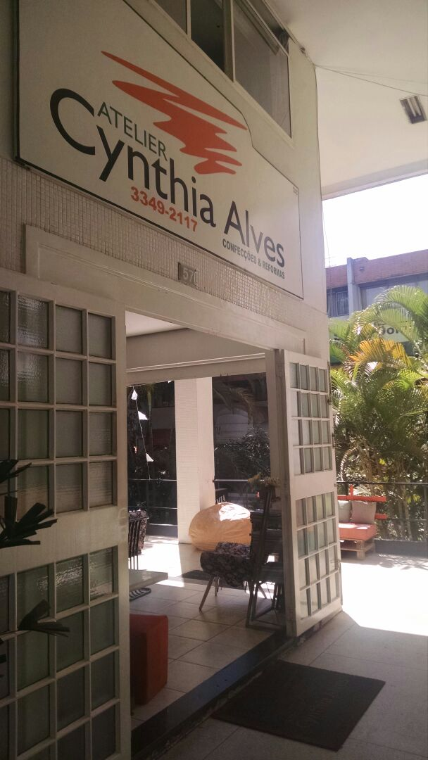 Atelier Cynthia Alves, Quadra 115 Norte, Bloco C, Asa Norte, Comércio Brasília