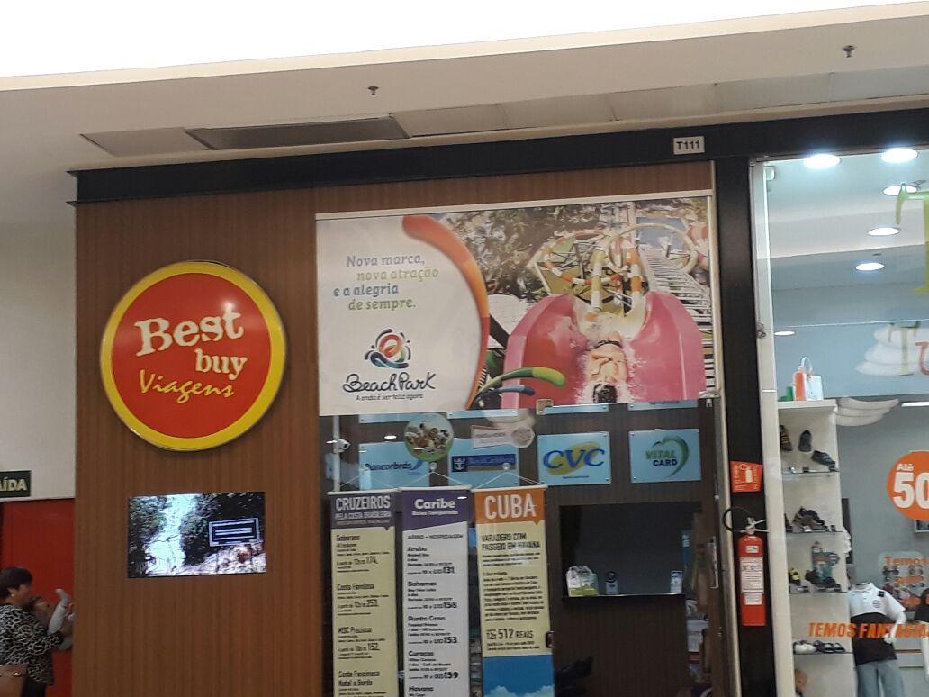 Best Buy Viagens, Agência de Viagens, Boulevard Shopping, Setor Terminal Norte, Asa Norte, Comércio Brasília