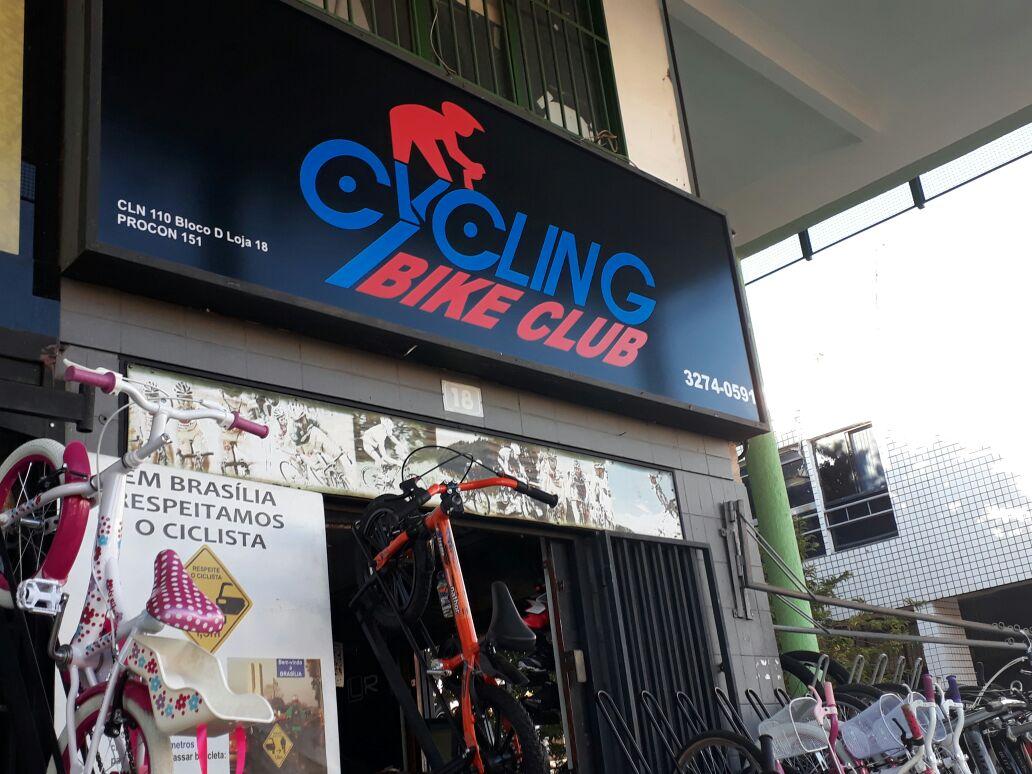 Cycling Bike Clube, Quadra 110 Norte, Bloco D, Asa Norte, Comércio Brasilia