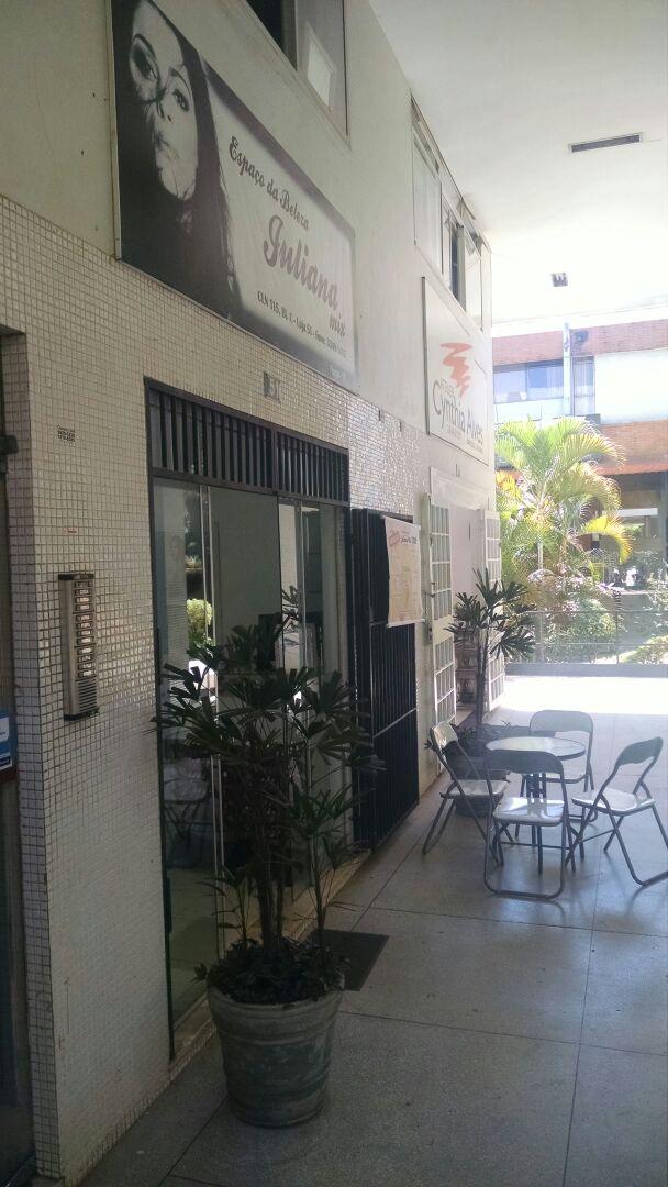 Espaço da Beleza Juliana, Quadra 115 Norte, Bloco C, Asa Norte, Comércio Brasília