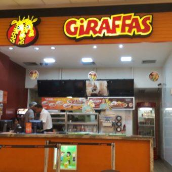 Giraffas Lanchonete, Boulevard Shopping, Setor Terminal Norte, Asa Norte, Comércio Brasília
