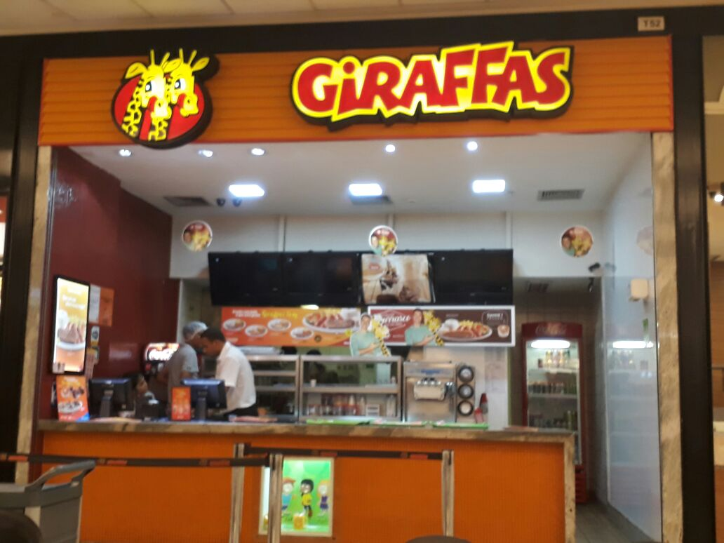 Photo of Giraffas Lanchonete, Boulevard Shopping, Setor Terminal Norte, Asa Norte