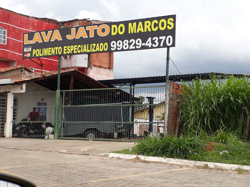 Lava Jato do Marcos, Marginal BR 020, Sobradinho,Grande Colorado, Sobradinho.