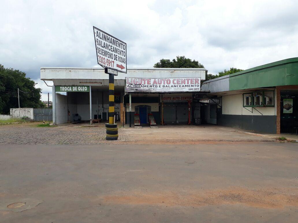 Ligute Auto Center, Posto Brazuca, Marginal BR 020, Sobradinho