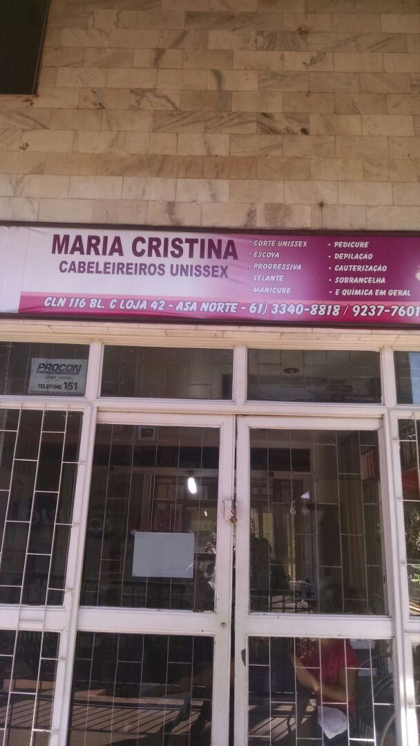 Photo of Maria Cristina, Cabeleiro Unisex, Quadra 116 Norte, Asa Norte
