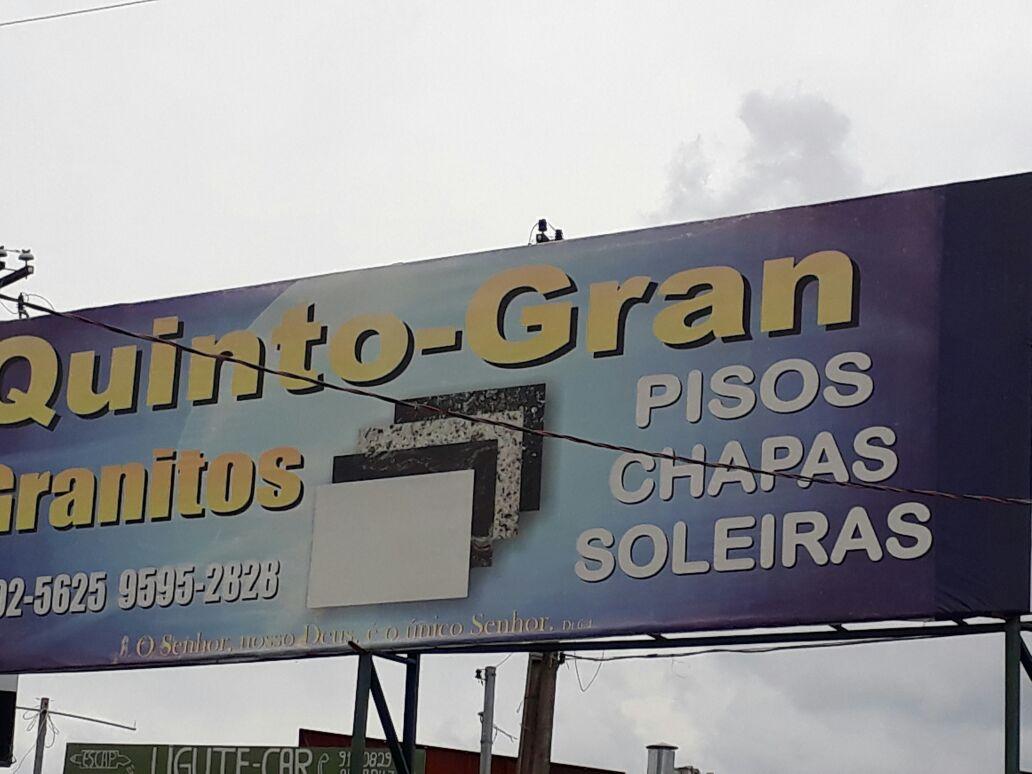 Quintogran Granitos, nacionais e importados, Marginal BR 020, Grande Colorado, Sobradinho