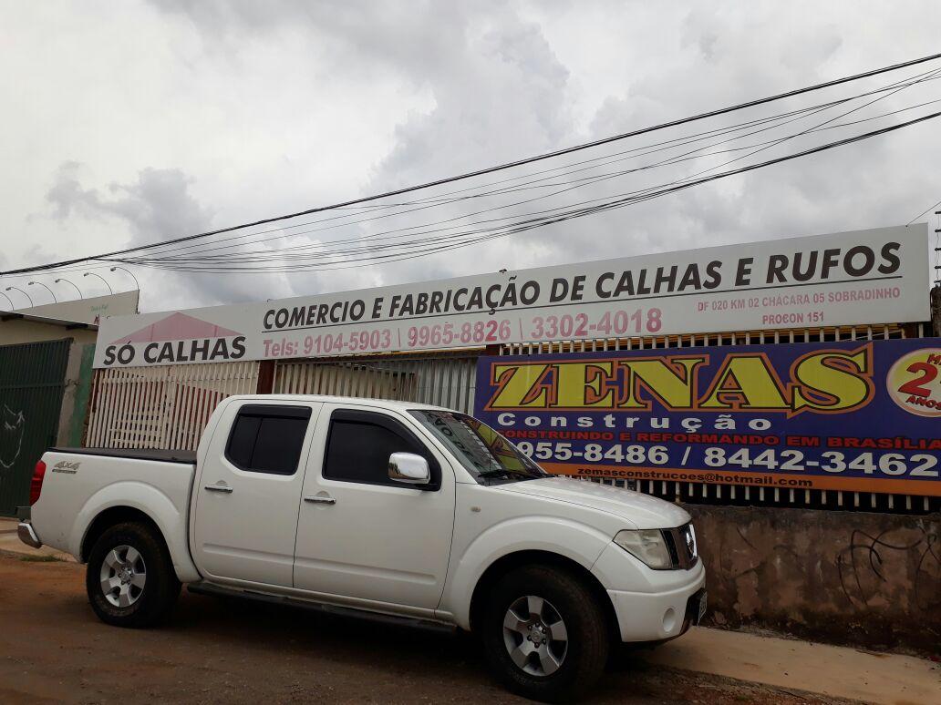 Photo of Só Calhas, Marginal BR 020,  Grande Colorado, Sobradinho