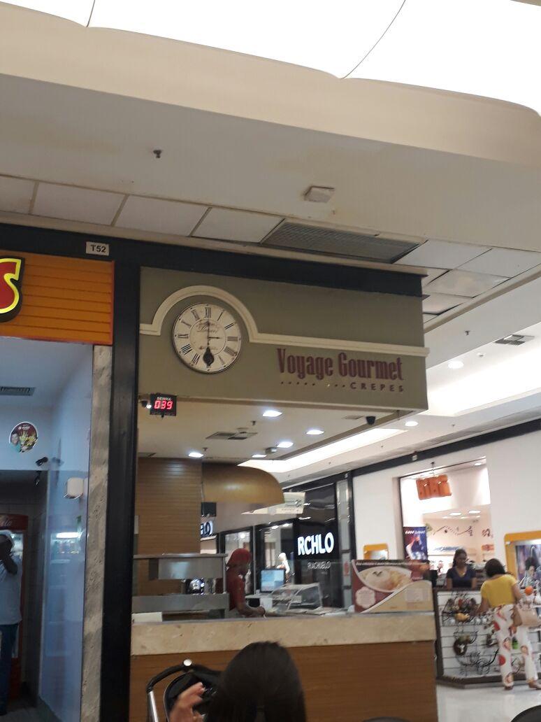 Voyage Gourmet Crepes, Boulevard Shopping, Setor Terminal Norte, Asa Norte, Comércio Brasília
