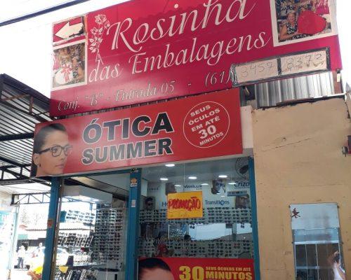 Ótica Sumer, Feira dos Importados de Brasília, Trecho 7, SIA, Comércio Brasília