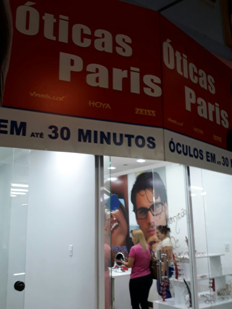 Óticas, Paris, Feira dos Importados de Brasília, Trecho 7, SIA, Comércio Brasília