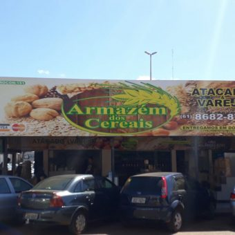 Armazém dos Cereais, Feira dos Importados de Brasília, Trecho 7, SIA, Comércio Brasília