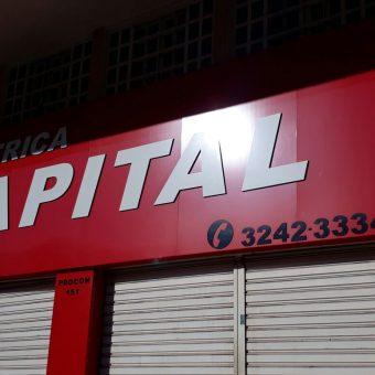 Capital Elétrica, Rua das Elétricas, Bloco B, 110 Sul, Asa Sul, Comércio Brasilia