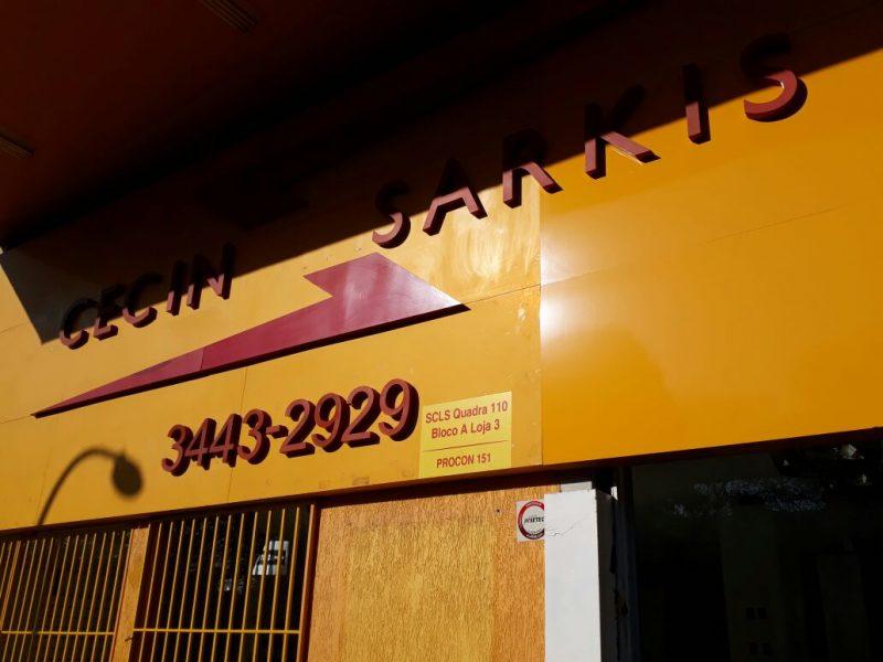 Cecin Sarks Elétrica, Rua das Elétricas, Bloco A, 110 Sul, Asa Sul, Comércio Brasilia
