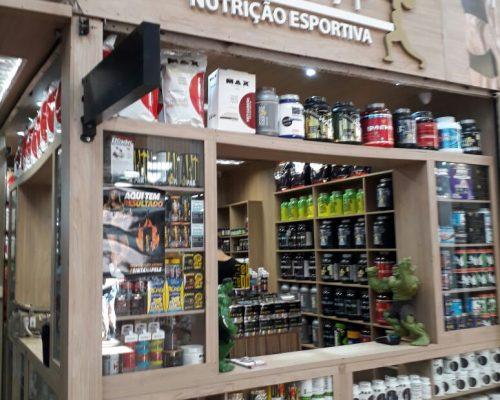 Dufay Nutrição Esportiva, Feira dos Importados de Brasília, Trecho 7, SIA, Comércio Brasília