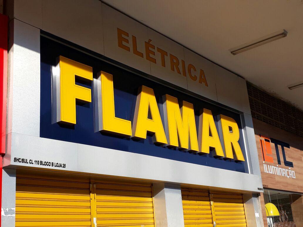 Elétrica Flamar, Rua das Elétricas, Bloco B, 110 Sul, Asa Sul, Comércio Brasilia
